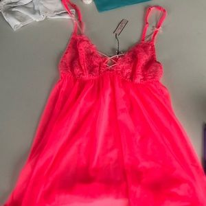 Victoria's Secret Sexy Babydoll dress